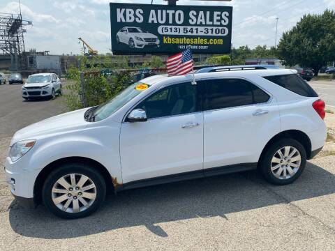 2010 Chevrolet Equinox for sale at KBS Auto Sales in Cincinnati OH
