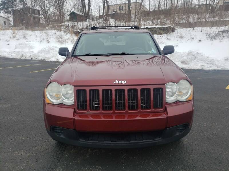 2009 Jeep Grand Cherokee for sale at KANE AUTO SALES in Greensburg PA