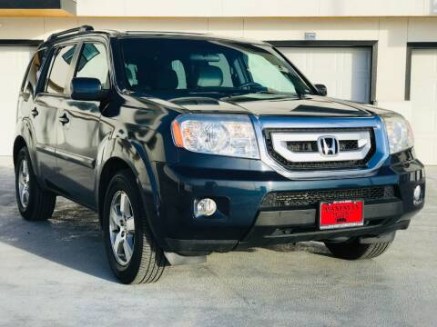 2011 Honda Pilot for sale at Avanesyan Motors in Orem UT