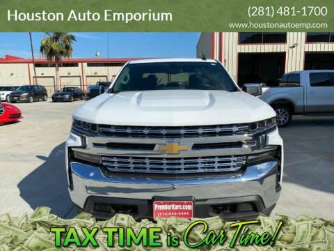 2020 Chevrolet Silverado 1500 for sale at Houston Auto Emporium in Houston TX