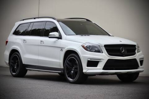2015 Mercedes-Benz GL-Class for sale at MS Motors in Portland OR