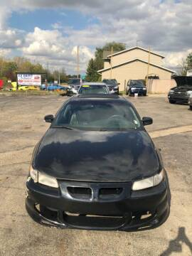 1999 Pontiac Grand Prix for sale at EZ Drive AutoMart in Springfield OH