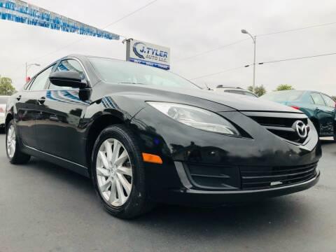 2012 Mazda MAZDA6 for sale at J. Tyler Auto LLC in Evansville IN