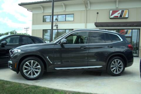 2018 BMW X3 for sale at Auto Assets in Powell OH