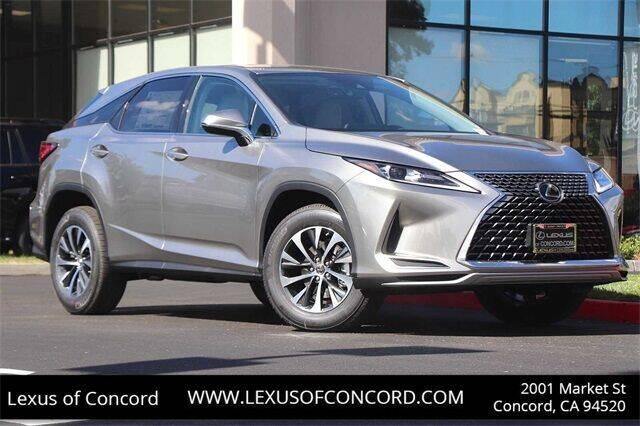 2022 Lexus RX 350 for sale in Concord, CA