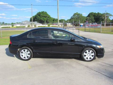2009 Honda Civic for sale at Checkered Flag Auto Sales NORTH in Lakeland FL