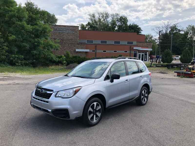 2017 Subaru Forester for sale at DILLON LAKE MOTORS LLC in Zanesville OH