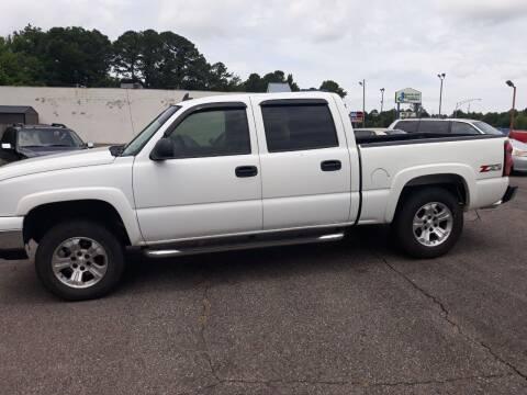 2006 Chevrolet Silverado 1500 for sale at Prospect Motors LLC in Adamsville AL