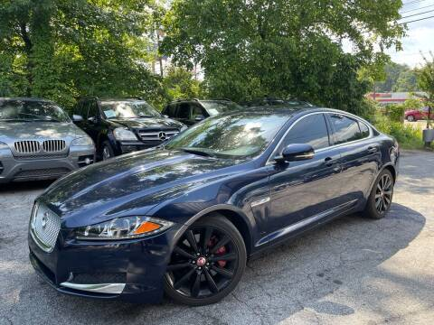 2014 Jaguar XF for sale at Car Online in Roswell GA