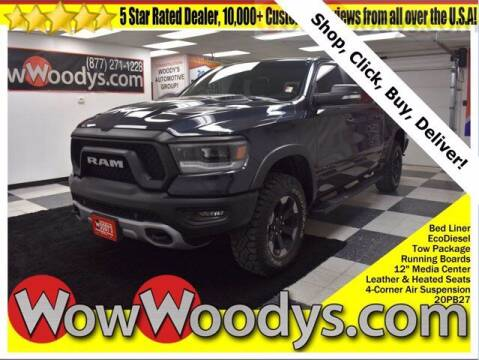 2020 RAM Ram Pickup 1500 for sale at WOODY'S AUTOMOTIVE GROUP in Chillicothe MO