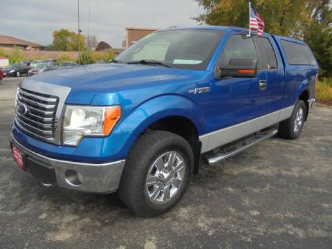 2010 Ford F-150 for sale at Century Auto Sales LLC in Appleton WI