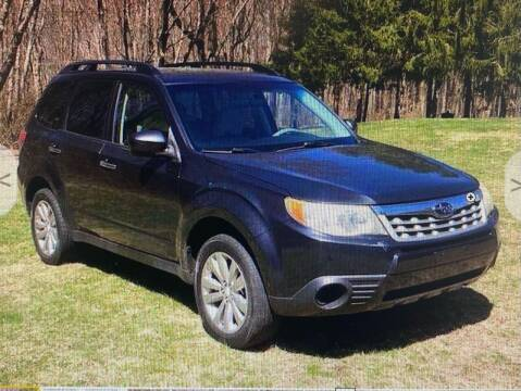 2012 Subaru Forester for sale at Euro Motors of Stratford in Stratford CT