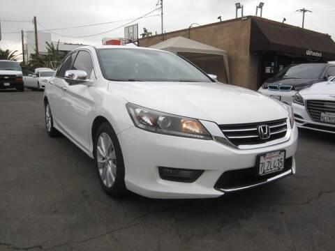 2015 Honda Accord for sale at Win Motors Inc. in Los Angeles CA