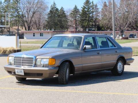 1987 Mercedes-Benz 420-Class for sale at Big Man Motors in Farmington MN