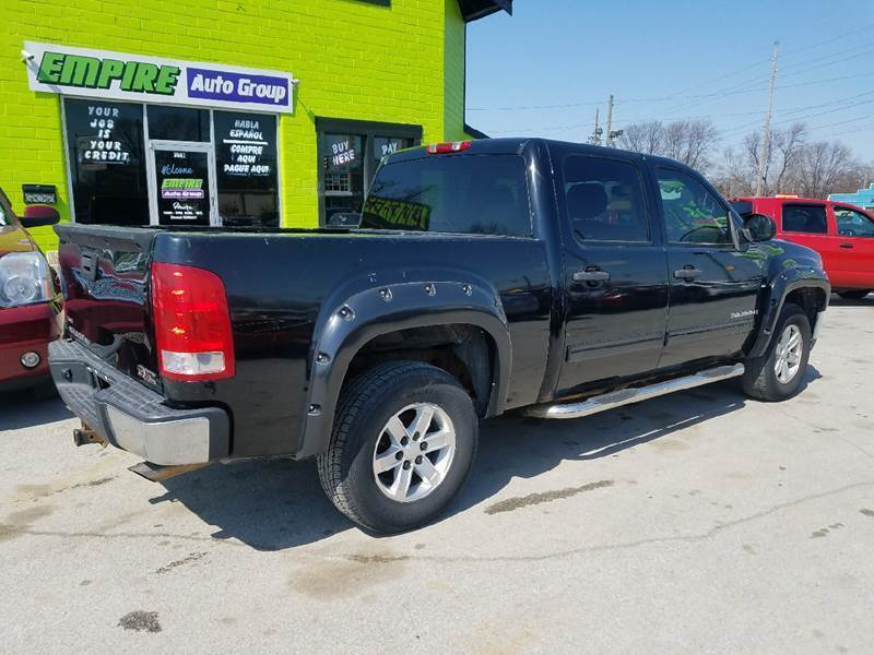 2008 GMC Sierra 1500 for sale at Empire Auto Group in Indianapolis IN