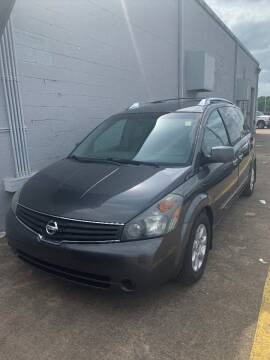 2008 Nissan Quest for sale at Tom Peacock Nissan (i45used.com) in Houston TX