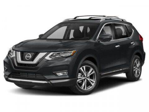 2019 Nissan Rogue for sale at SCOTT EVANS CHRYSLER DODGE in Carrollton GA