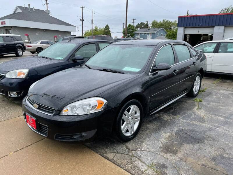 2009 Chevrolet Impala for sale at G T Motorsports in Racine WI