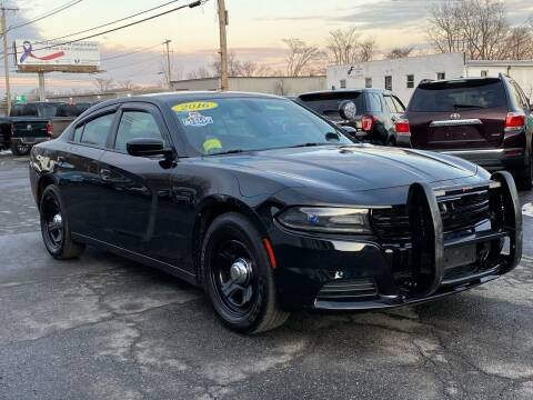 2016 Dodge Charger for sale at MetroWest Auto Sales in Worcester MA
