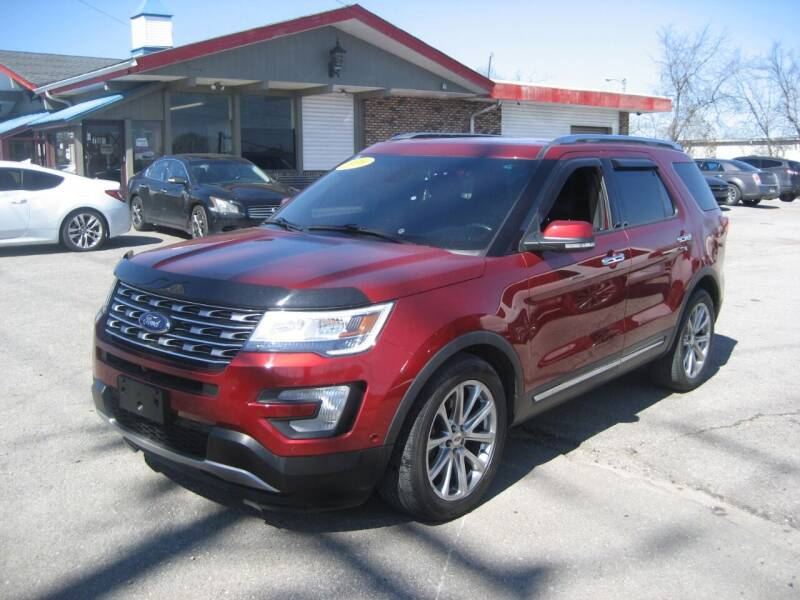 2016 Ford Explorer for sale at Import Auto Connection in Nashville TN