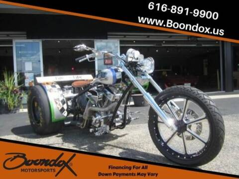 2008 Cool City Customs Trike for sale at Boondox Motorsports in Caledonia MI