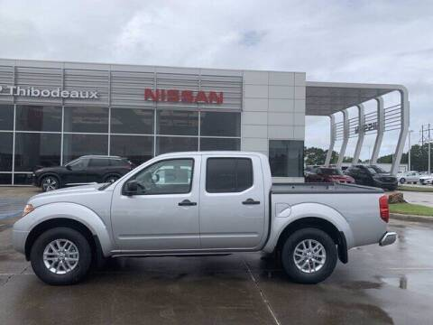 2021 Nissan Frontier for sale at J P Thibodeaux Used Cars in New Iberia LA