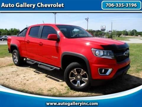 2018 Chevrolet Colorado for sale at Auto Gallery Chevrolet in Commerce GA