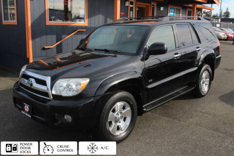 2008 Toyota 4Runner for sale at Sabeti Motors in Tacoma WA