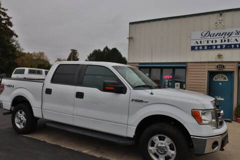 2014 Ford F-150 for sale at Danny's Auto Deals in Grafton WI