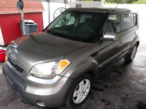 2010 Kia Soul for sale at AFFORDABLE AUTO SALES in We Finance Everyone! FL