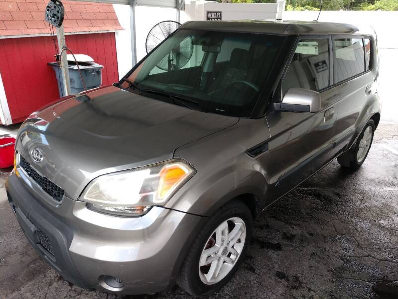 2010 Kia Soul for sale at AFFORDABLE AUTO SALES in Saint Petersburg FL