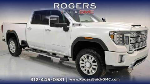 2020 GMC Sierra 2500HD for sale at ROGERS  AUTO  GROUP in Chicago IL