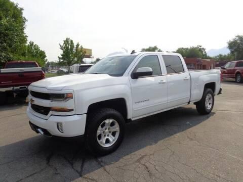 2016 Chevrolet Silverado 1500 for sale at State Street Truck Stop in Sandy UT
