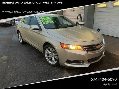 2014 Chevrolet Impala for sale at IBARRAS GROUP STATE ROAD in South Bend IN