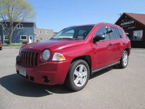 2007 Jeep Compass for sale at SCHULTZ MOTORS in Fairmont MN