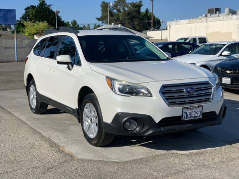 2016 Subaru Outback for sale at H & K Auto Sales & Leasing in San Jose CA