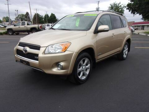 2012 Toyota RAV4 for sale at Ideal Auto Sales, Inc. in Waukesha WI