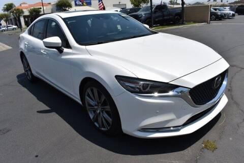2018 Mazda MAZDA6 for sale at DIAMOND VALLEY HONDA in Hemet CA