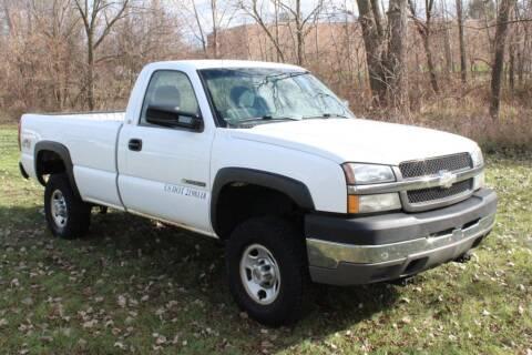 2003 Chevrolet Silverado 2500HD for sale at S & L Auto Sales in Grand Rapids MI