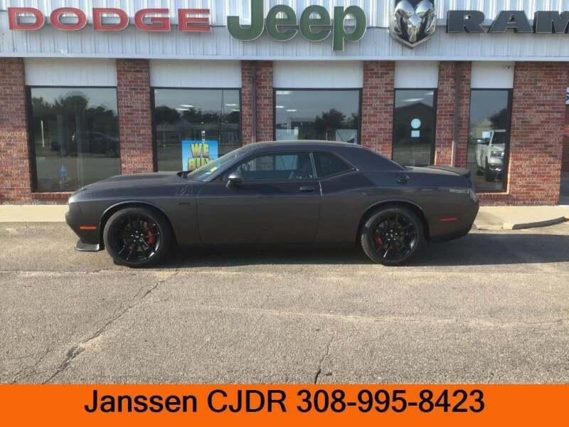 2021 Dodge Challenger for sale in Holdrege, NE