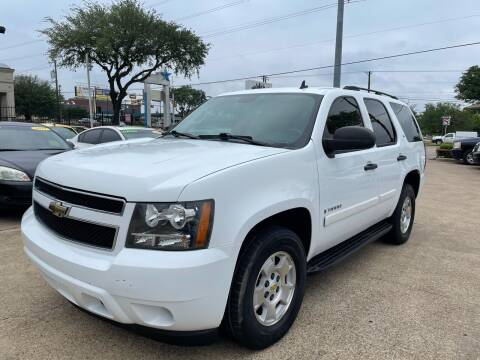2009 Chevrolet Tahoe for sale at CityWide Motors in Garland TX