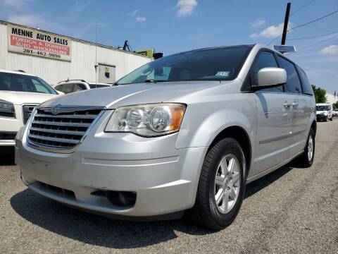 2010 Chrysler Town and Country for sale at MENNE AUTO SALES LLC in Hasbrouck Heights NJ