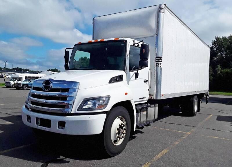 2020 Hino 268A for sale at Trucksmart Isuzu in Morrisville PA