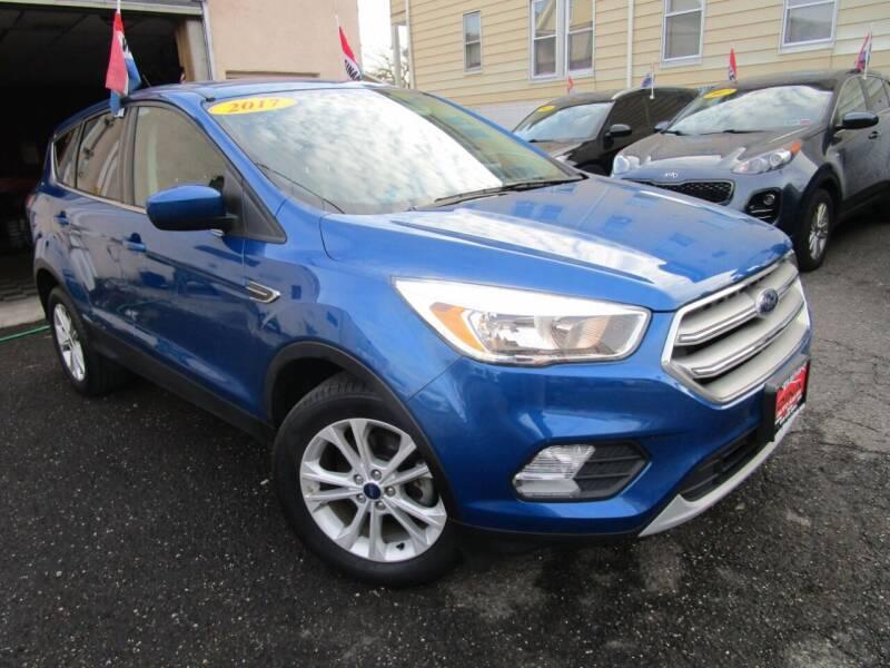 2017 Ford Escape for sale at Dina Auto Sales in Paterson NJ