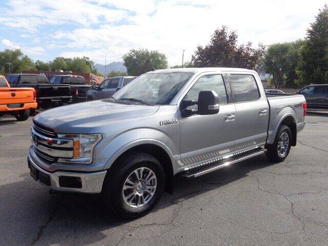 2020 Ford F-150 for sale at State Street Truck Stop in Sandy UT