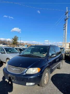 2003 Chrysler Town and Country for sale at Hamilton Auto Group Inc in Hamilton Township NJ