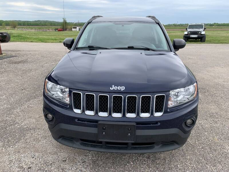 2012 Jeep Compass for sale at Zimmerman Motors LLC in Wathena KS
