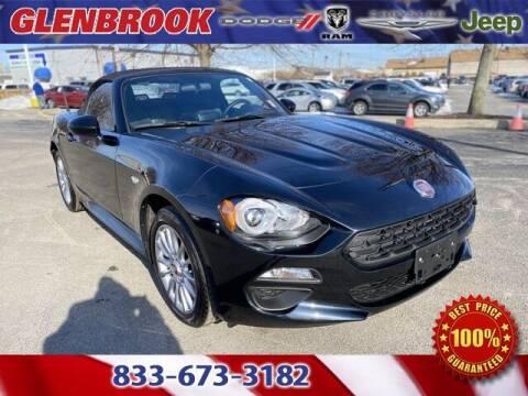 2019 FIAT 124 Spider for sale at Glenbrook Dodge Chrysler Jeep Ram and Fiat in Fort Wayne IN