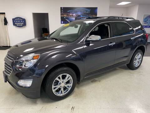 2016 Chevrolet Equinox for sale at Used Car Outlet in Bloomington IL