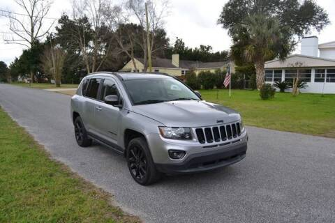 2015 Jeep Compass for sale at Car Bazaar in Pensacola FL